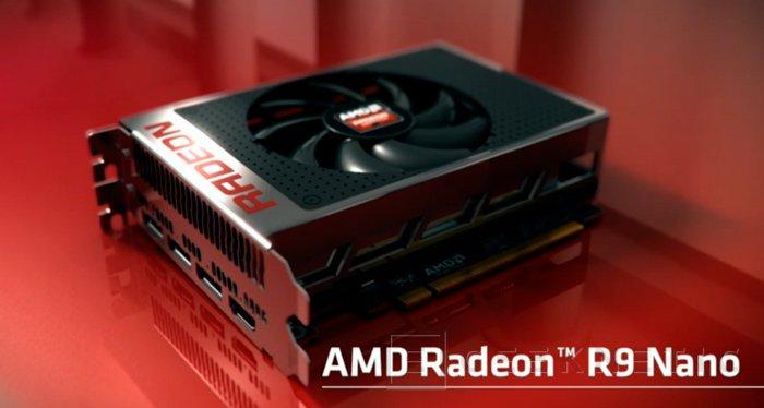 Las AMD Radeon R9 Nano llegarán en agosto, Imagen 1