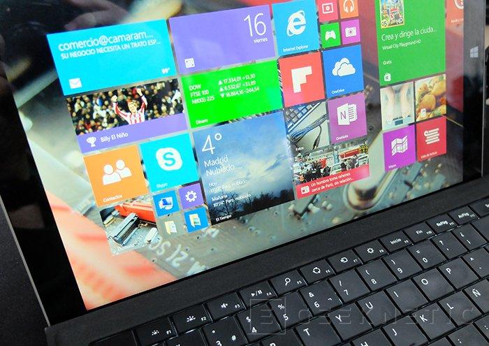 Se espera la llegada de las Surface 4 Pro con Skylake durante el mes de octubre, Imagen 1