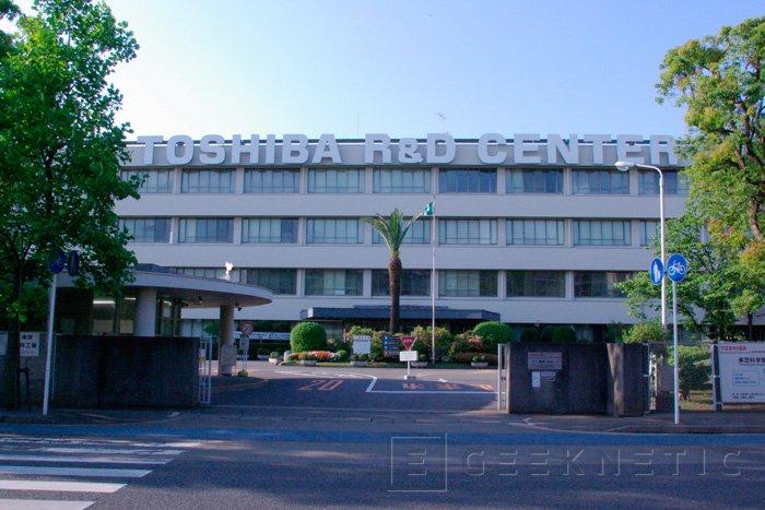 Dimiten el CEO y la mitad de la dirección de Toshiba por falsear sus beneficios, Imagen 1