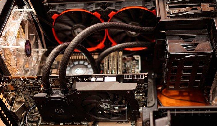 ID-COOLING lanza la primera refrigeración líquida premontada para CPU y GPU, Imagen 2