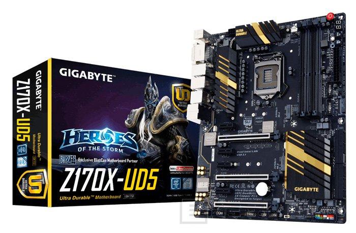 Gigabyte lanza sus placas 100 Series para Intel Skylake, Imagen 2