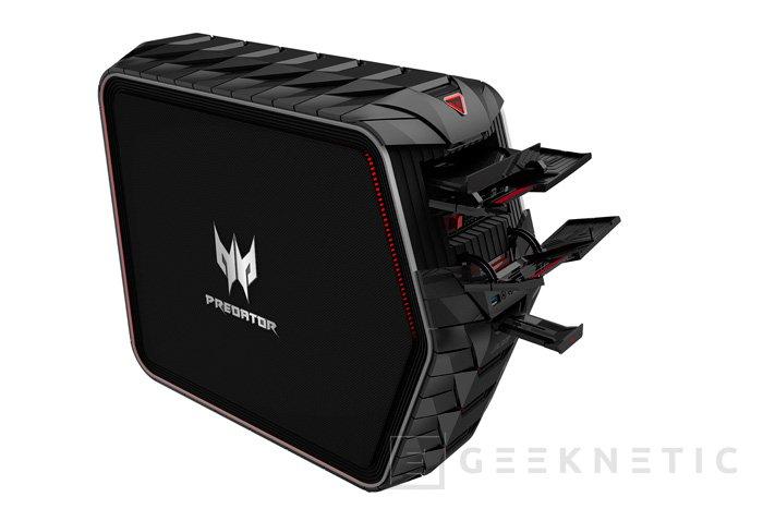 Acer Predator G6, un nuevo sobremesa de alto rendimiento, Imagen 2