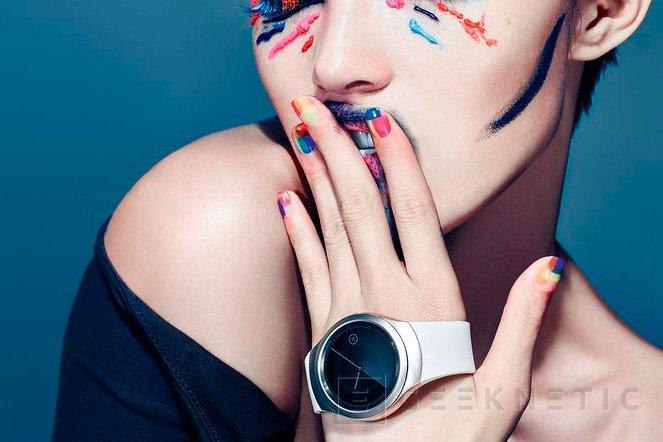 Gear S2, el primer smartwatch circular de Samsung, Imagen 2