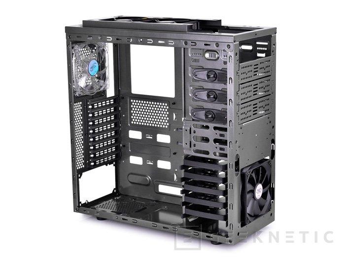 Landking V2 es la nueva caja ATX de DeepCool, Imagen 2