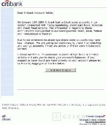 Panda informa sobre la proliferación de fraudes bancarios, Imagen 1