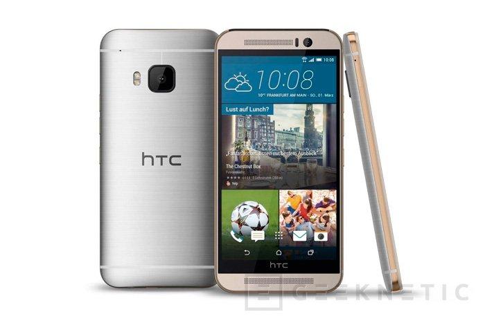 Se filtra el HTC O2, próximo buque insignia de la compañía, Imagen 1