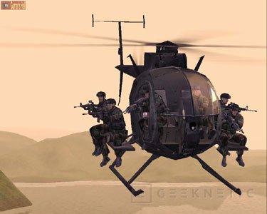 Delta Force ? BHD: Team Sabre en una semana, Imagen 2