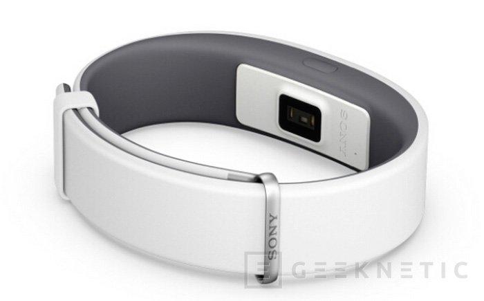 Sony presenta la SmartBand 2, ahora con sensor de pulso, Imagen 2