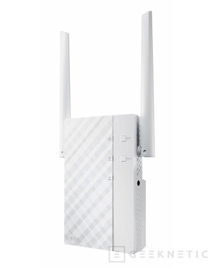 ASUS lanza el repetidor WiFi 802.11ac RP-AC56, Imagen 1