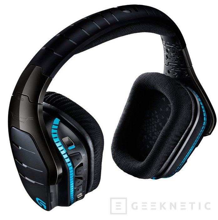 Logitech también desvela sus nuevos auriculares gaming , Imagen 1