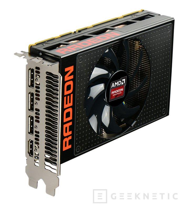 AMD presenta oficialmente la Radeon R9 Nano, potencia de gama alta en formato ultra compacto, Imagen 1