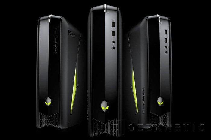 El Alienware X51 se renueva con nuevos componentes y refrigeración líquida, Imagen 1