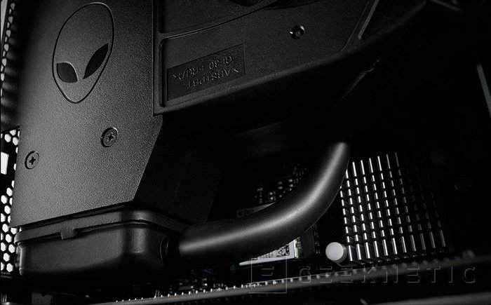 El Alienware X51 se renueva con nuevos componentes y refrigeración líquida, Imagen 2