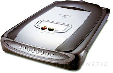 Microtek presenta el ScanMaker 6100, su nuevo escáner de alta resolución, Imagen 1