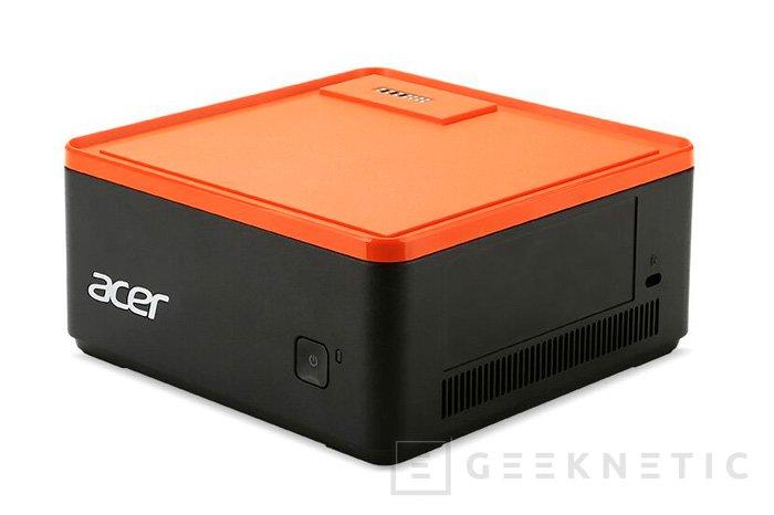 Acer sorprende con el Revo Build, un mini PC con un sistema de bloques modulares, Imagen 1