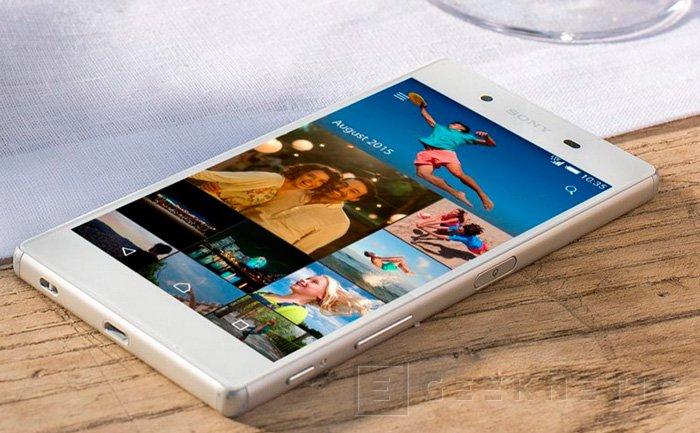 Sony completa su gama alta con el Xperia Z5 y el Z5 Compact., Imagen 1