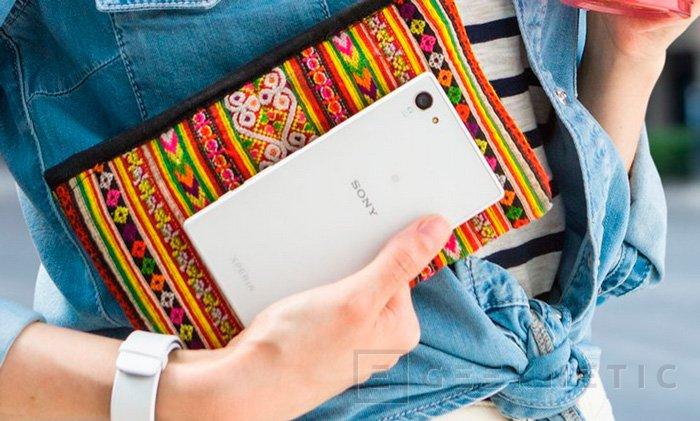 Sony completa su gama alta con el Xperia Z5 y el Z5 Compact., Imagen 2