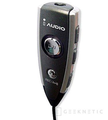 Ibertrónica empieza a comercializar productos iAudio, Imagen 2