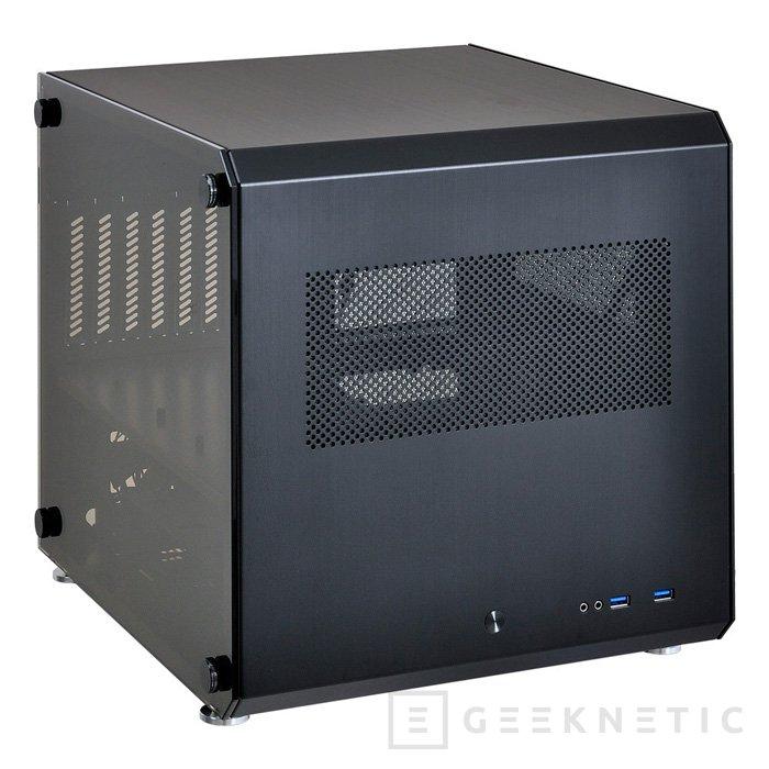 Llega la torre PC-V33 con formato cúbico de Lian Li, Imagen 1