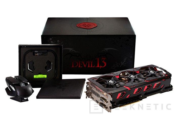 PowerColor sorprende con su Devil 13 Dual Core R9 390, Imagen 2