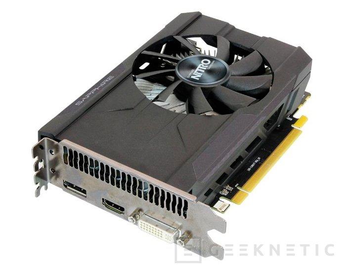 Sapphire lanza la Radeon NITRO R7 360, Imagen 1