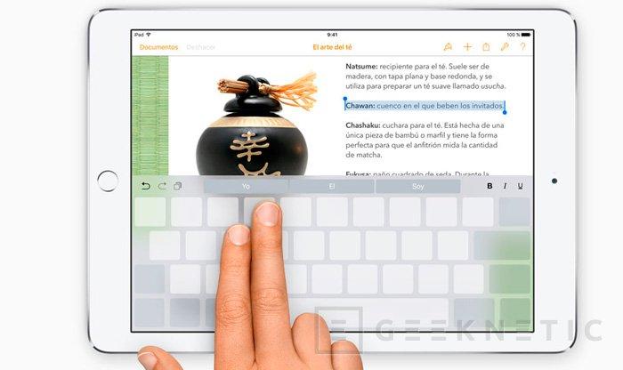 iOS 9 llegará el 16 de septiembre, Imagen 3