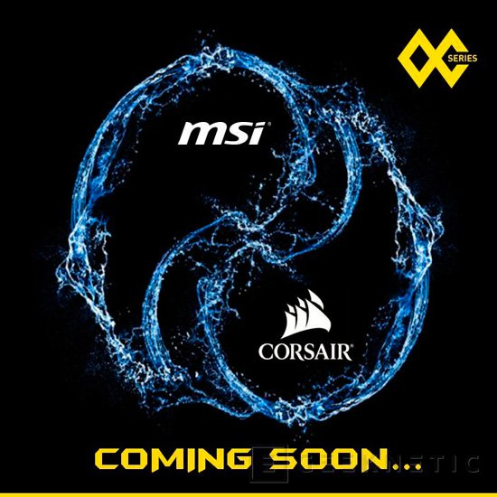 MSI trabaja con Corsair para lanzar una GTX 980 Ti con refrigeración líquida, Imagen 1