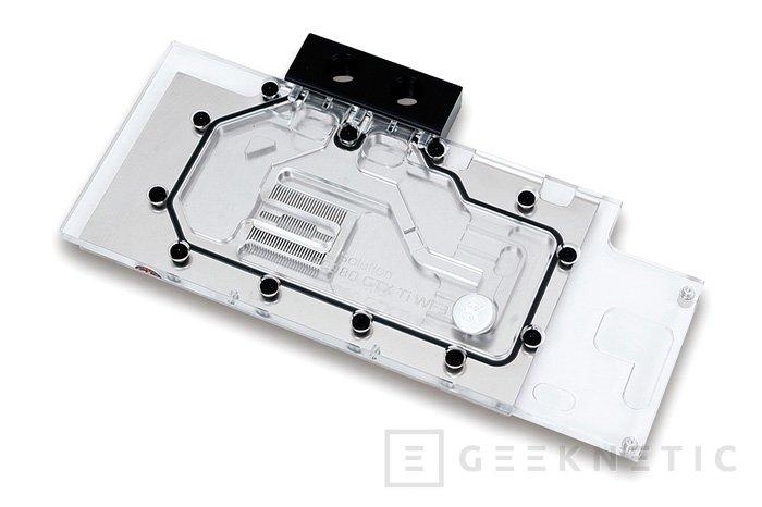 EK lanza un bloque de refrigeración líquida para las GTX 980 Ti personalizadas de Gigabyte, Imagen 1