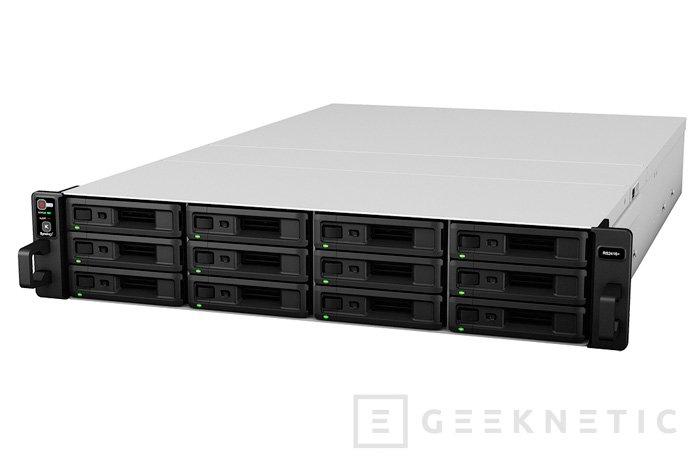 Synology lanza dos nuevos NAS RackStation, el RS2416+ y RS2416RP+, Imagen 1