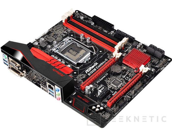 ASRock también lanza una placa con soporte para DDR3 y DDR4, Imagen 1