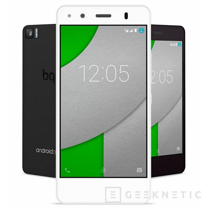 Android One llega a España con un terminal de gama baja por 170 Euros, Imagen 1