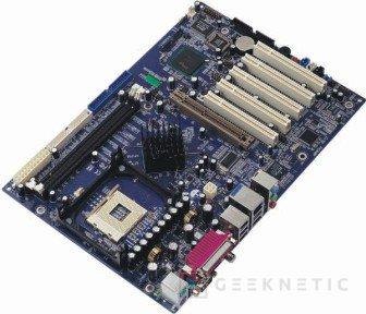 Los Pentium 4 Prescott sobre la QDI P4I848P, Imagen 1