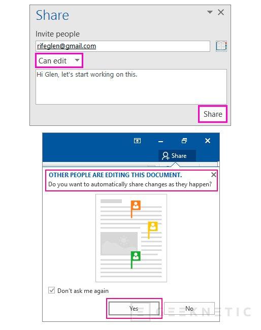 Microsoft lanza Office 2016 para Windows, Imagen 1