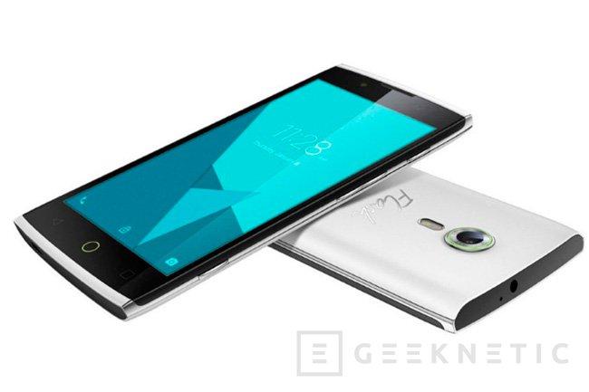 Alcatel presenta el One Touch Flash 2, Imagen 1