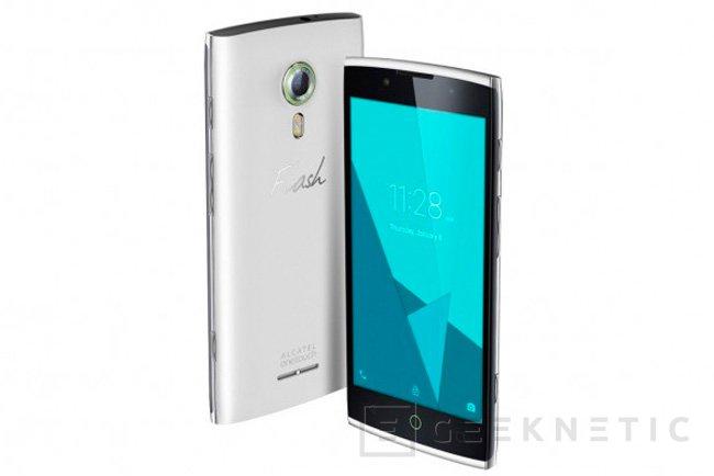 Alcatel presenta el One Touch Flash 2, Imagen 2