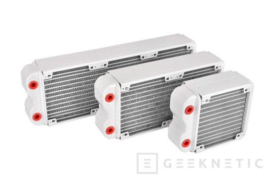 Nuevos radiadores Thermaltake Pacific R y RL, Imagen 2