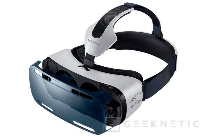 Samsung lanza el nuevo Gear VR para realidad virtual, Imagen 1