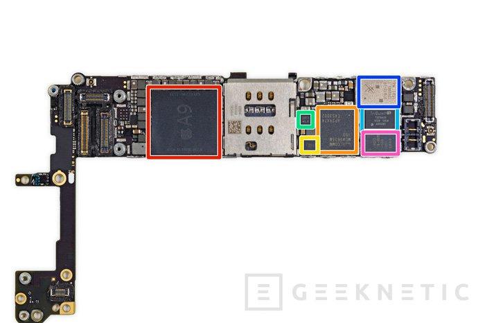 La batería del iPhone 6s tiene menos capacidad que la del modelo anterior, Imagen 2