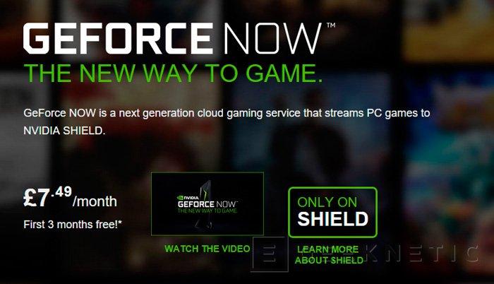 NVIDIA lanza GeForce NOW, juegos en streaming mediante suscripción, Imagen 1