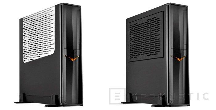 SilveStone presenta la torre miniITX Raven RVZ02, Imagen 1