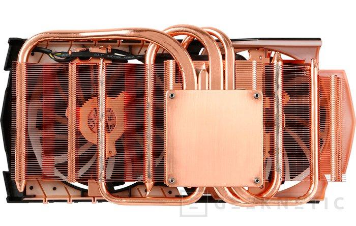 MSI apuesta por el cobre en su nueva GTX 980 Ti Golden Edition, Imagen 2