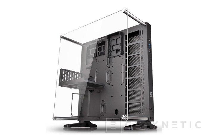 Thermaltake Core P5, una torre ATX personalizable con piezas impresas en 3D, Imagen 2