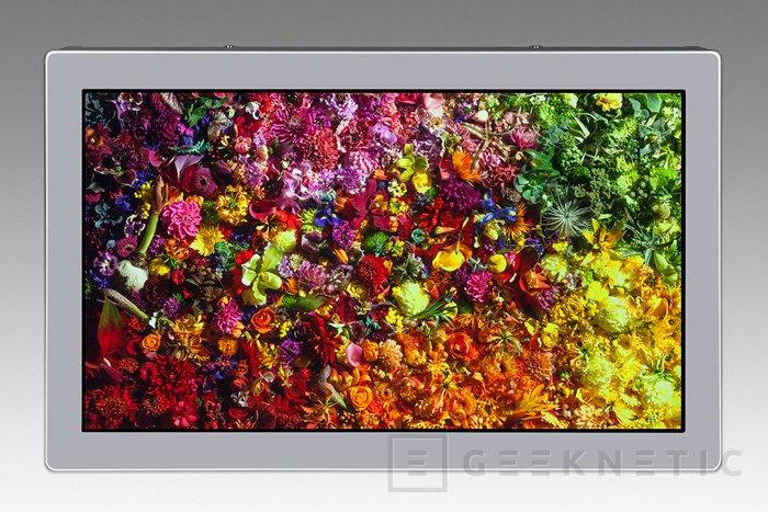 Japan Display crea la primera pantalla de 17 pulgadas con resolución 8K, Imagen 1