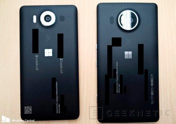 Se filtran nuevas fotografías y detalles de los Lumia 950/950 XL , Imagen 1