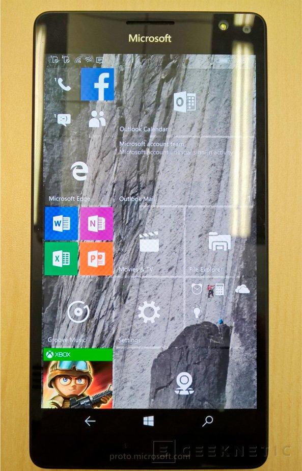 Se filtran nuevas fotografías y detalles de los Lumia 950/950 XL , Imagen 2