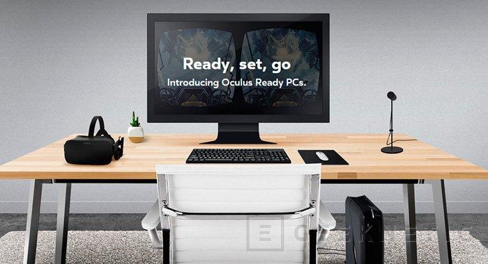 AMD y Dell lanzarán ordenadores para las Oculus Rift, Imagen 1