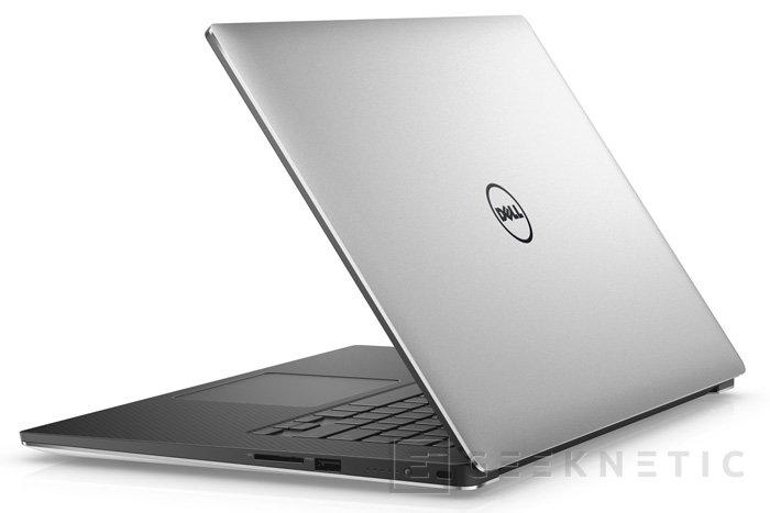 Dell XPS 15, el portátil de 15 pulgadas más fino del mundo, Imagen 2