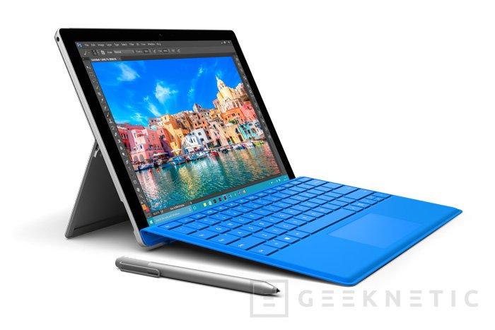 Ya se puede reservar la Surface Pro 4 en España, Imagen 1