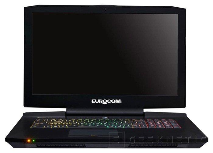 Eurocom Sky X9, un portátil con un Core i7-6700K de sobremesa y una GTX 980 , Imagen 1