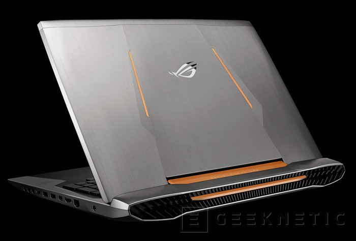 ASUS desvela 6 nuevos portátiles ROG G752, Imagen 2
